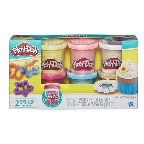 Play-Doh Confetti Compound Collection (23423)