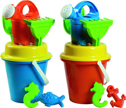 Androni Sandcastle 17cm Bucket Set with Water Set (1435)