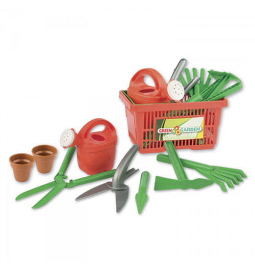 Androni Garden Basket Set with Tools (1702)