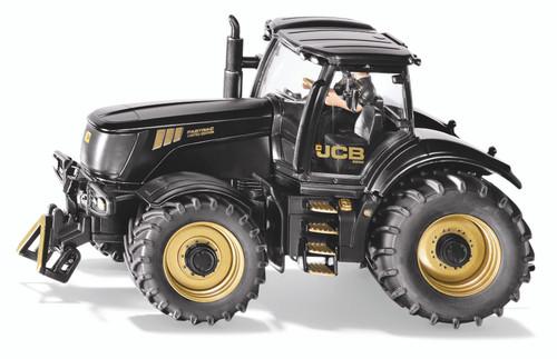 Siku Limited Edition Gold & Black JCB 8250 Tractor & Driver (3267)