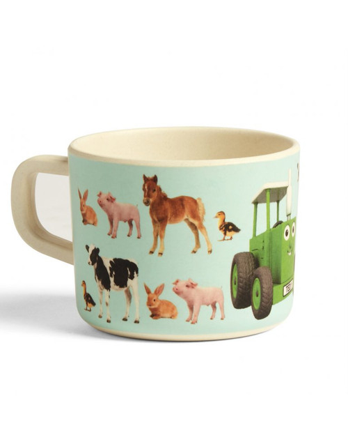 Tractor Ted My First Bamboo Mug, Baby Animals