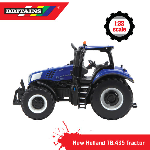 Britains New Holland T8.435 Tractor (43216)