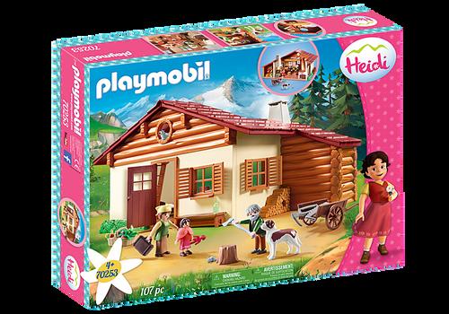 Playmobil Heidi at the Alpine Hut (70253)
