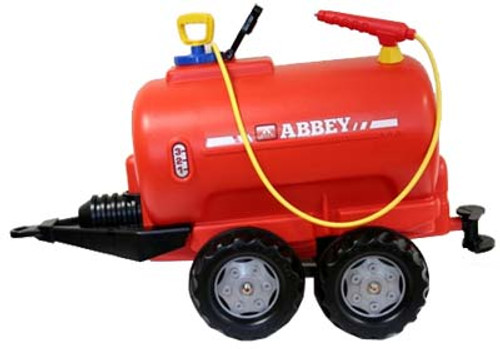 Rolly Abbey Tanker With Pump (129604)