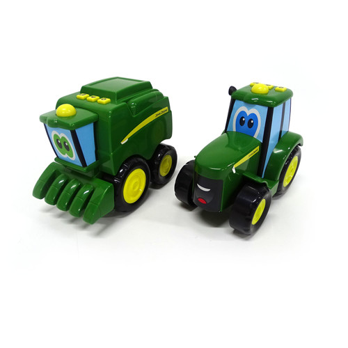 Britains Johnny & Corey Lights and Sounds (37910)