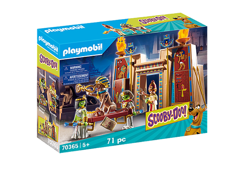 Playmobil SCOOBY-DOO! Adventure in Egypt (70365)