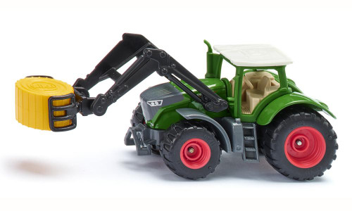 SIKU 1:87 Fendt with Bale Grab (1539)