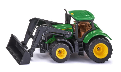 SIKU 1:87 John Deere with Front Loader (1395)