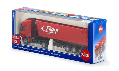 SIKU Lorry with Tipping Trailer (3537)