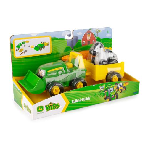 Britains John Deere Build a Buddy Bonnie Wagon (47209)