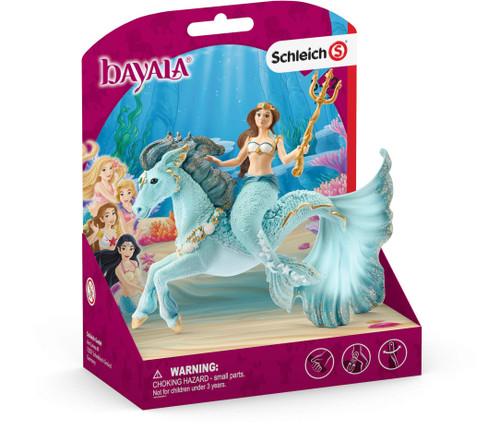 Schleich Bayala Mermaid Eyela on Underwater Horse (70594)