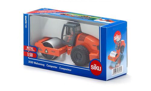 SIKU 1:50 Rolling Mill Drive Compactor (3530)