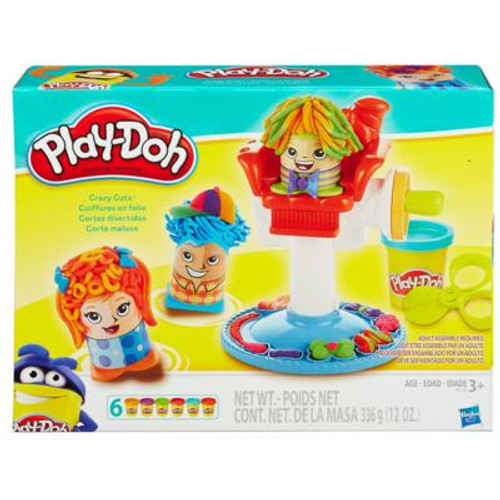 Play-Doh Crazy Cuts (21155)