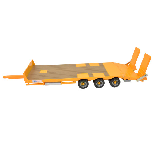Britains Kane Yellow Low Loader (43254)