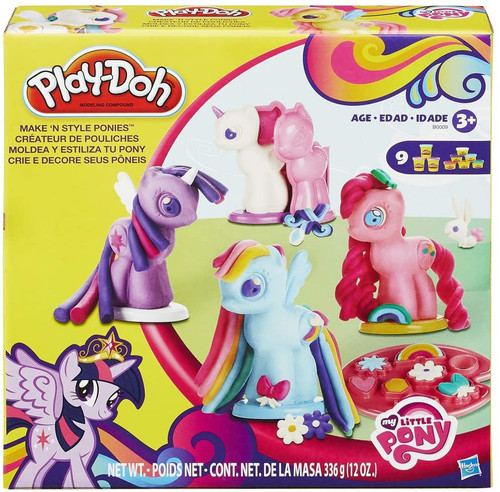 Play-Doh Make 'n Style Ponies (20009)