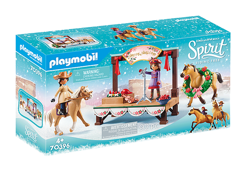 Playmobil Spirit Christmas Concert (70396)