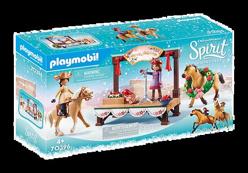 Playmobil Spirit Christmas Concert (70396)