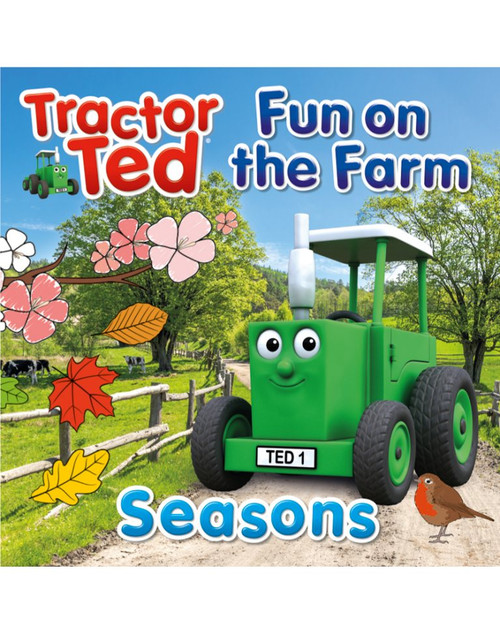 Tractor Ted Fun on the Farm Activity Book, Seasons