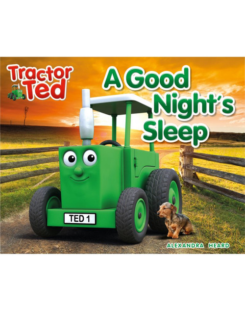 Tractor Ted 'A Good Night's Sleep' Story Book