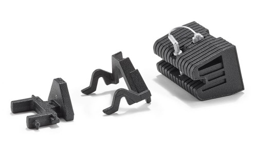 Siku 1:32 Adaptor Set with Front Weight (3095)