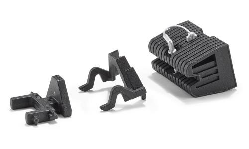 Siku 1:32 Adaptor Set with Front Weight (3095)