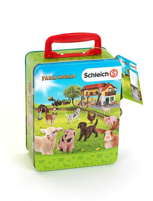 Theo Klein Schleich Collection Case 'Farm World' (3113)