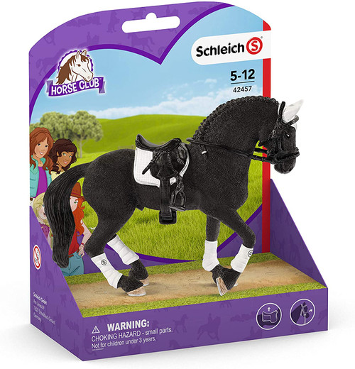 Schleich Frisian Stallion Riding Tournament (42457)