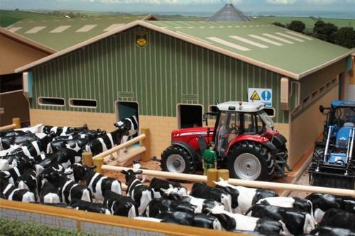 Brushwood Rotary Milking Parlour (BT2500)