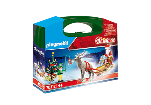 Playmobil Christmas Carry Case (70312)