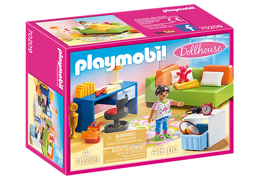 Playmobil Dollhouse Teenagers Room (70209)