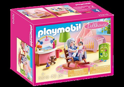 Playmobil Dollhouse Nursery (70210)