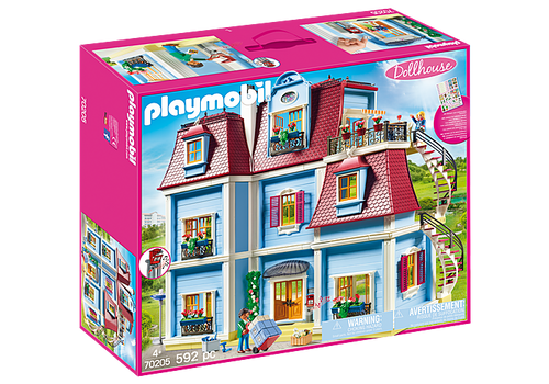 Playmobil Large Dollhouse (70205)