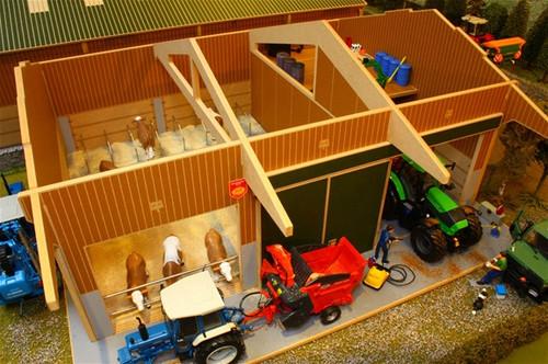 Multi Use Barn - Big Brushwood Basics (BBB140)