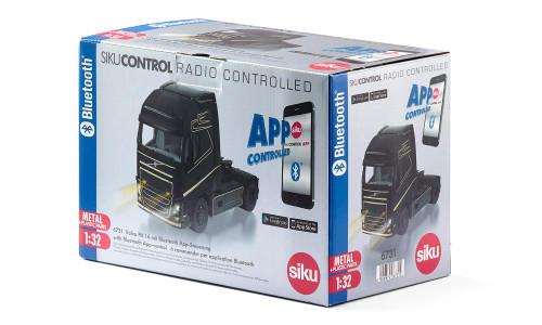 SIKU Volvo FH16 Lorry with Bluetooth App Control (6731)
