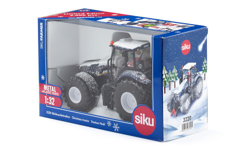 SIKU Limited Edition New Holland Christmas Tractor (3220)