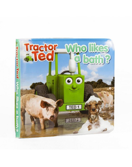 Tractor Ted Magic Bath Book