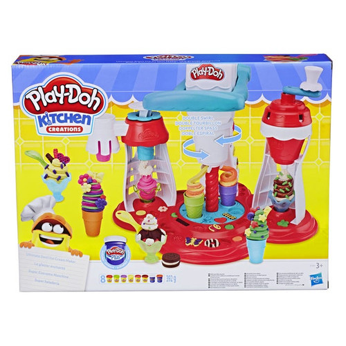 Play-Doh Ultimate Swirl Ice Cream Maker (51935)