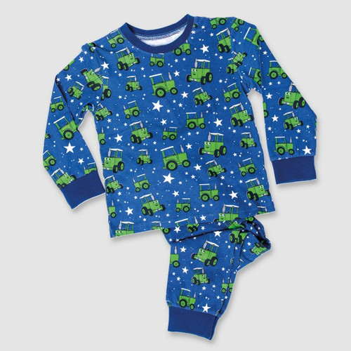 Tractor Ted Starry Night PJ's - Blue