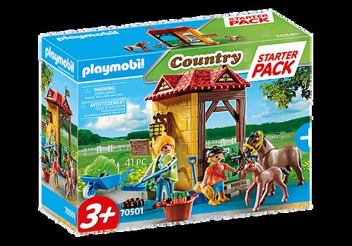 Playmobil Horse Farm Starter Pack (70501)