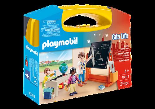 Playmobil School Carry Case (70314)