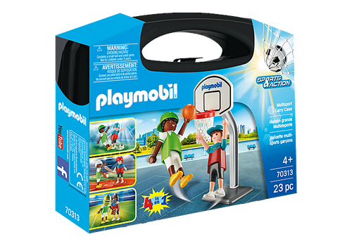Playmobil Multisport Carry Case (70313)
