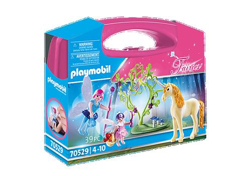 Playmobil Fairy Unicorn Carry Case (70529)