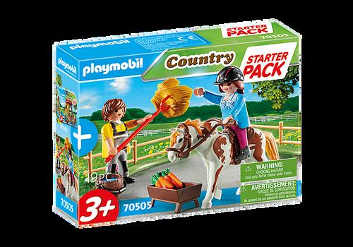 Playmobil Starter Pack Horse Farm (70505)