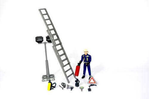 Bruder bworld Fire Brigade Figure Set (B62700)