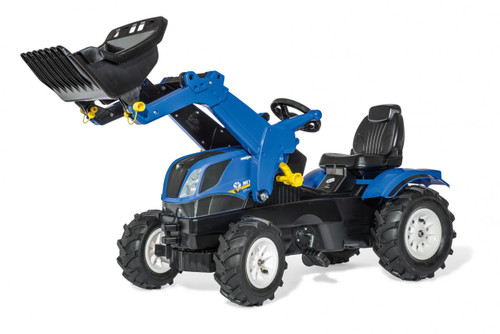 Rolly Farmtrac New Holland with Pneumatic Tyres (61127)