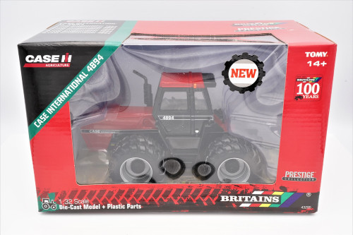Britains Prestige Case International 4894 Tractor with Dual Wheels (43295)