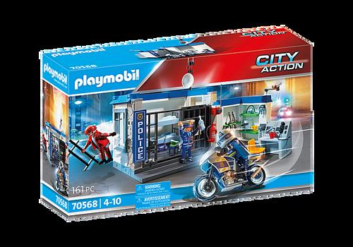 Playmobil Prison Escape (70568)