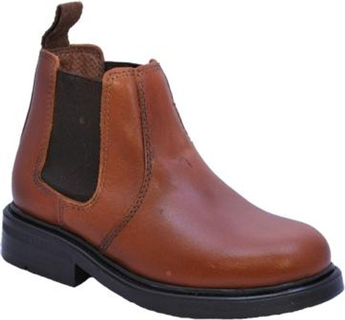 Oaktrak Walton Kids Dealer Boots Chestnut