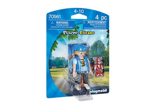 Playmobil Playmo-Friends Boy with Remote Controlled Car (70561)