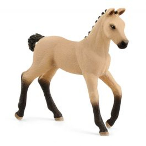Schleich Hannoverian Foal, Red Dun (13929)